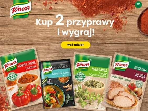 Wakacje marzeń z Knorr