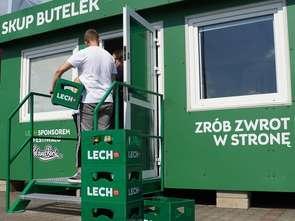 Kompania Piwowarska otworzyła punkt skupu butelek zwrotnych po piwie