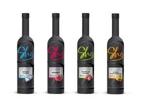 Pierwsza polska linia alkoholi dla kobiet