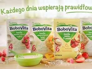 Nowa kampania kaszek BoboVita