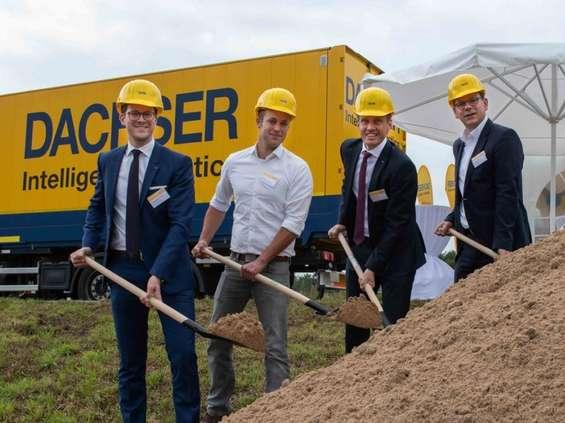 Dachser z nowym oddziałem na północy Niemiec