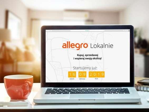 Allegro wraca do lokalnych korzeni
