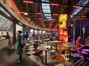 Galaxy w Szczecinie tworzy gastronomiczny Foodport