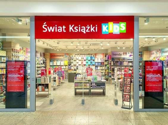 Świat Książki Kids w Galerii Krakowskiej