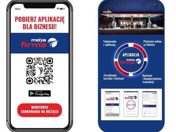 Moya wprowadza aplikację mobilną Moya Firma