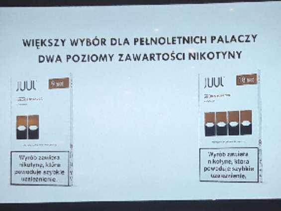Inhalatory nikotyny zadebiutują na polskim rynku