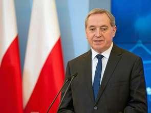 Minister Kowalczyk: od 1 września 20 gr za każdą reklamówkę
