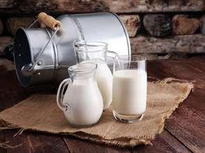 W mleku bez zmian