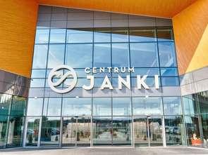 Centrum Janki znacznie większe