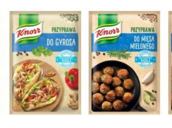 Unilever Polska. Przyprawy Knorr