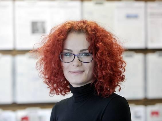 """Michalina Szczepańska nową redaktor naczelną miesięcznika """"Handel"""""""
