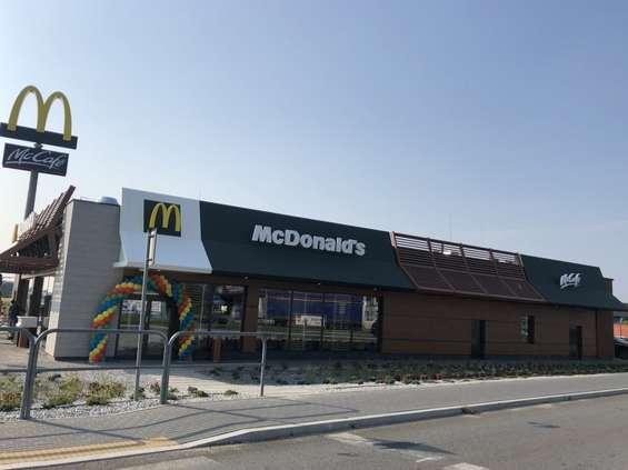 McDonald's w Zatorze już otwarty