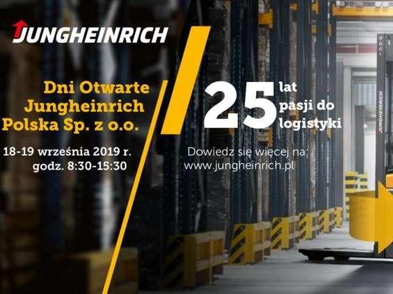 Jungheinrich zaprasza na Dni Otwarte