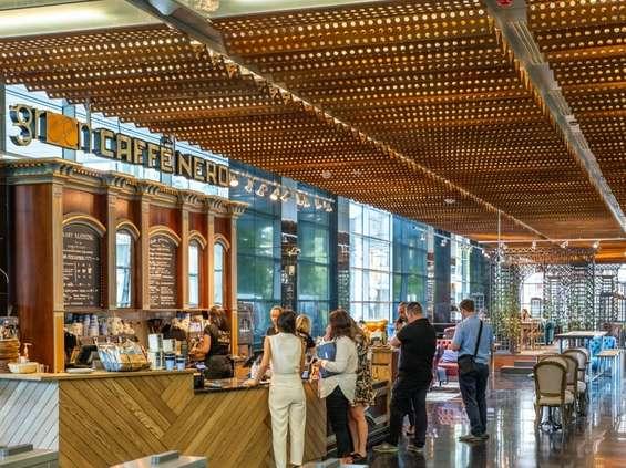 Green Caffè Nero otwiera 69. kawiarnię