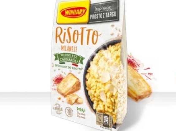 Nestlé Polska. Risotto Winiary