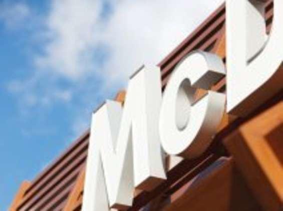 McDonald's w Color Parku
