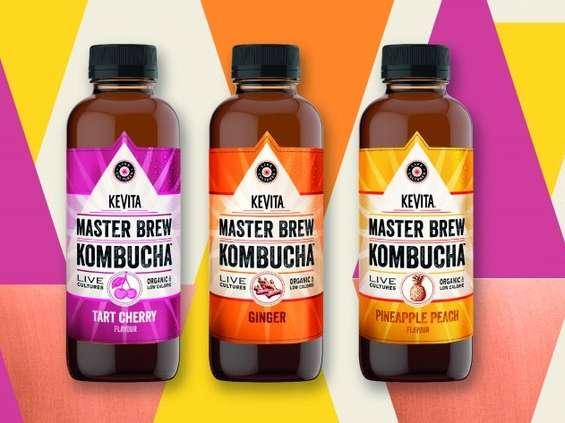 PepsiCo. KeVita Master Brew Kombucha