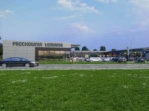 W Łomiankach powstaje obiekt handlowy
