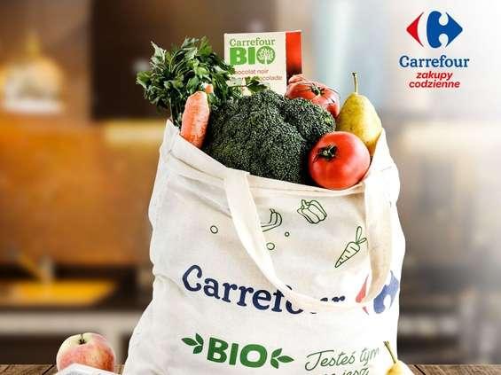 Carrefour zachęca rabatami do zakupów w swoim e-sklepie