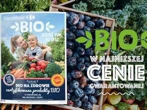 Carrefour promuje zdrowe żywienie