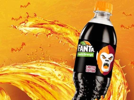 Coca-Cola w odpowiedzi na Halloween