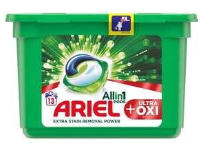 Procter & Gamble. Ariel Allin1 Ultra-Oxi PODS