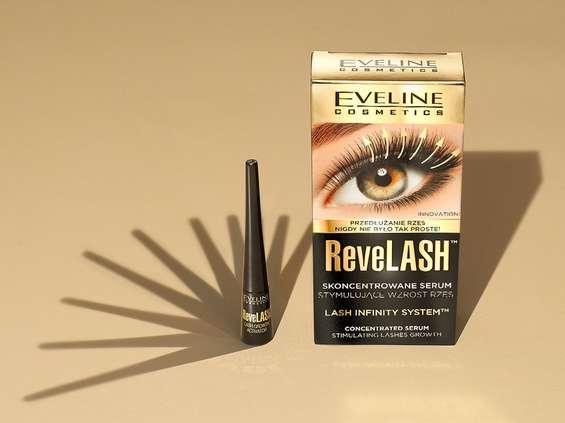 Eveline Cosmetics. ReveLash