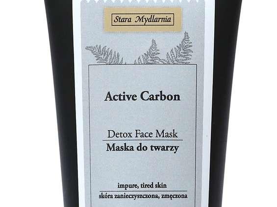 Stara Mydlarnia. Maska Active Carbon