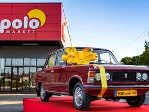 Zabytkowy Fiat 125p do wygrania w loterii Polomarketu