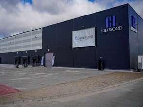 Hillwood kończy pierwszą halę w Kłobucku