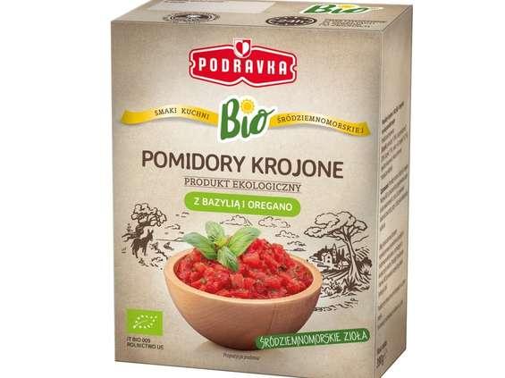 Podravka Polska. Produkty pomidorowe Podravka Bio