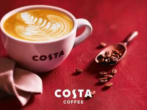Smak Etiopii w Costa Coffee