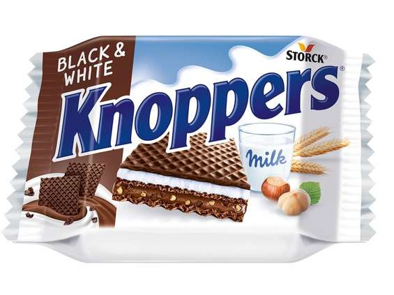 Storck. Knoppers
