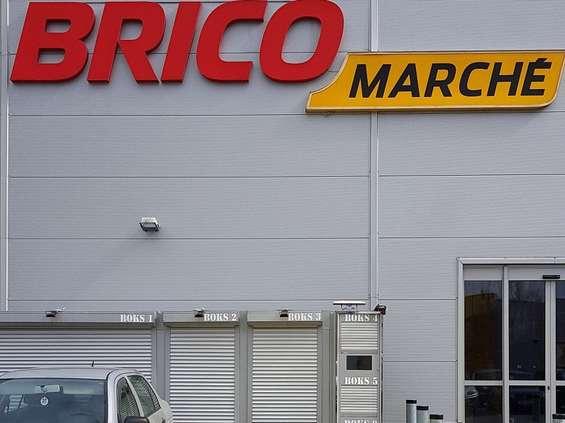Usługa click&collect w 100 sklepach Bricomarché