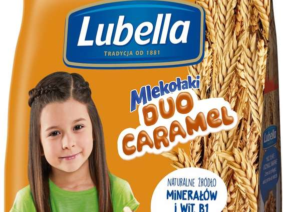 Grupa Masepx. Lubella Duo Caramel