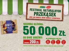 """""""Festiwal naturalnych przekąsek"""""""