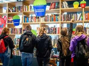 Biblioteka w centrum handlowym? Czemu nie