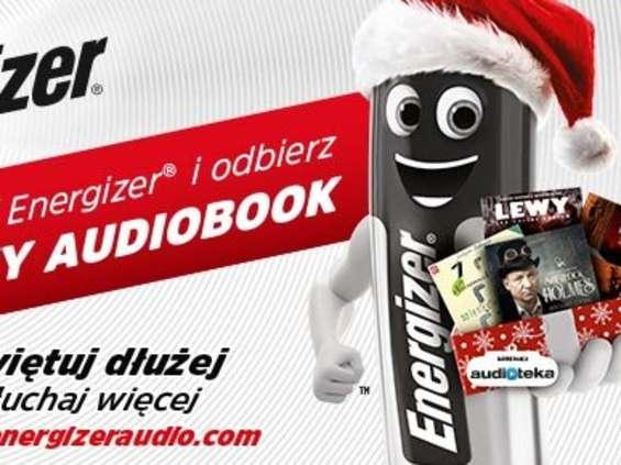Energizer i Audioteka