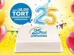 W sobotę sklepy Lewiatan zapraszają na tort
