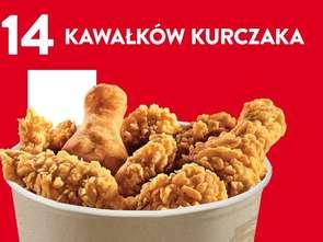Wtorkowy kubełek powraca do KFC