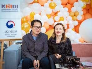 Koreański rząd promuje swoje kosmetyki w polskich galeriach
