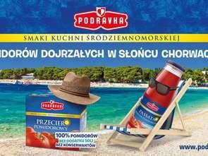 Śródziemnomorskie produkty Podravki w kampanii