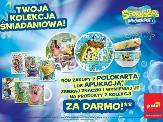 SpongeBob powraca do Polomarketu