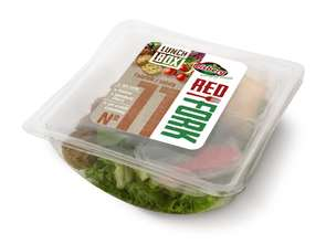 Grupa Eisberg. Lunch Box Red Fork