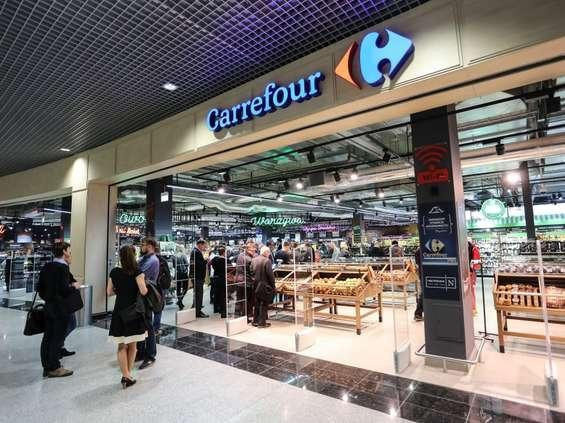 Carrefour rozwija koncept e-grocery