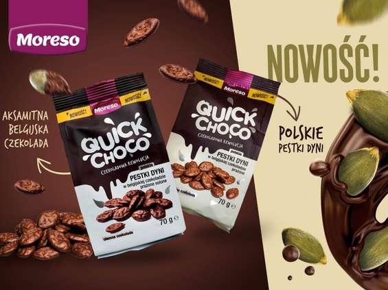 ROS-SWEET. Moreso Quick Choco