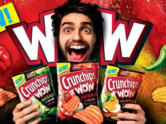 Crunchips WOW