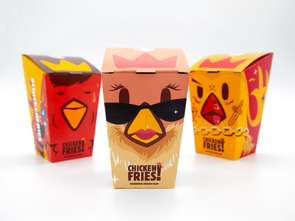 Chicken Fries - nowość w Burger King