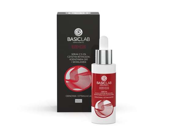 New Approach. BasicLab Esteticus Serum