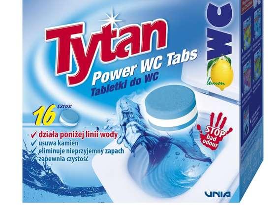 Zakłady Chemiczne Unia. Tytan Power Tabs